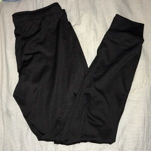 Like New Victoria Secrets Pink Ultimate Joggers !